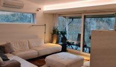 Epäsuora valaistus olohuoneeseen – remontin toteutus ja hinta
