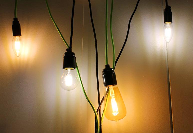 Himmennettävä LED lamppu ja sen edut