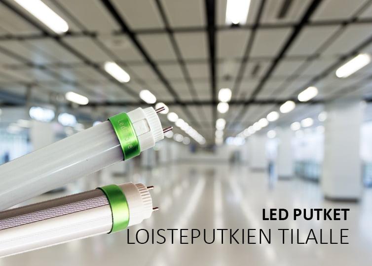 Tukes totesi kaikki testatut loisteputkia korvaavat led-valoputket vaarallisiksi