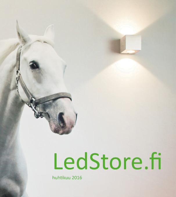 LedStore LED kuvasto – mallisto 2016