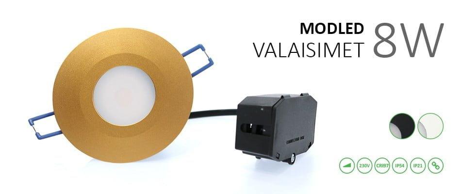 Esittelyssä uutuustuote – ModLed modulaarinen LED spotti