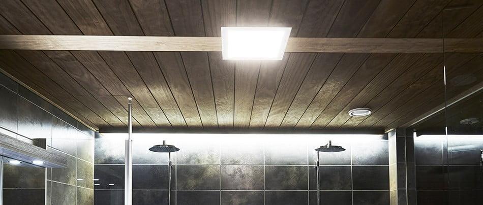 Led valaistus kylpyhuoneessa – pese, ehosta ja rentoudu oikeanlaisessa valaistuksessa