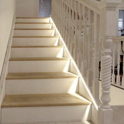 portaiden valaistus