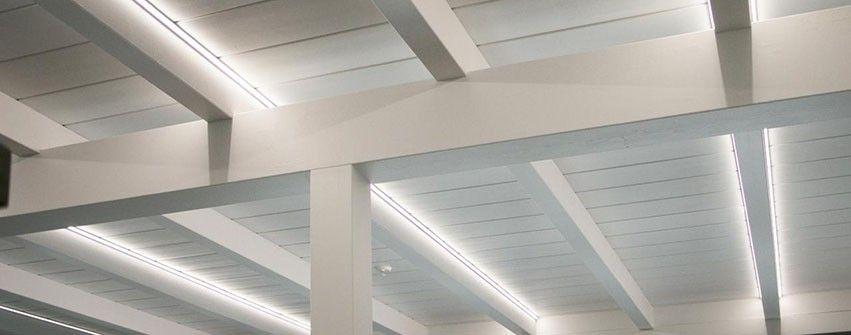 LED alumiiniprofiilit