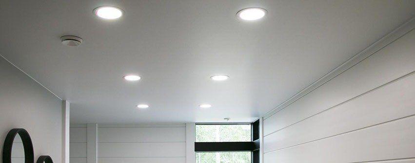 LED plafondit